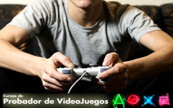 De profesión, tester de videojuegos