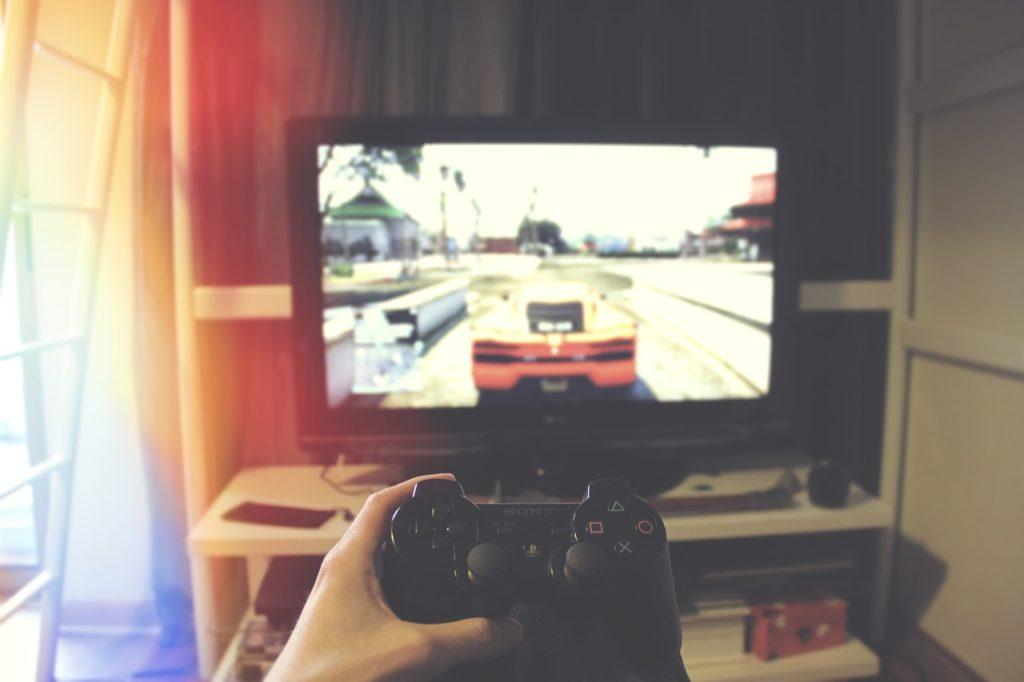 probador de videojuegos