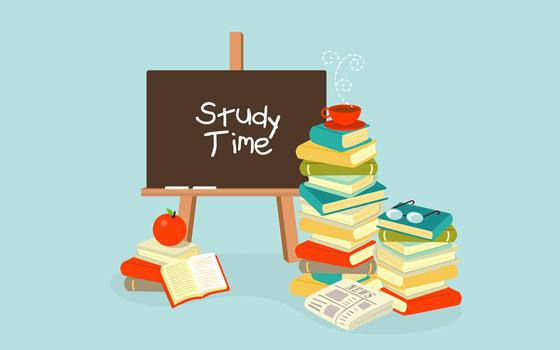 gestión del tiempo de estudio