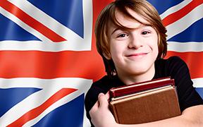Curso virtual online de Inglés para niños