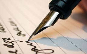 Curso online de Perito Calígrafo Experto en Grafística y Documentoscopia