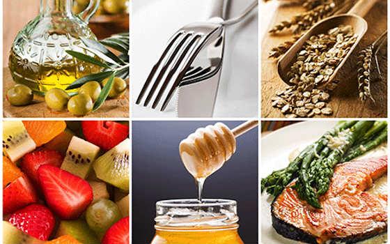 curso en l nea online de productos culinarios en una