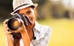 Curso virtual online de Fotografía
