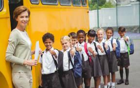 Curso Básico de Monitor de Transporte Escolar