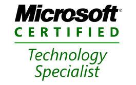 Certificación Oficial en Informática MCTS (Microsoft Certified Technology Specialist)