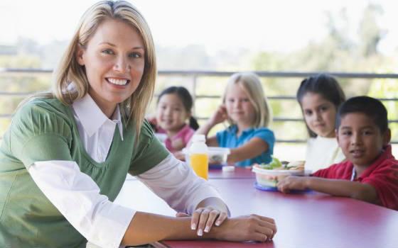 curso básico de monitor de comedor escolar - aprendum