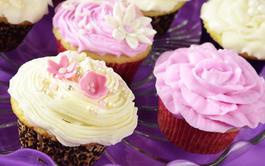 Curso a distancia (Online) de Cupcakes, Muffins + Pastelería y Repostería