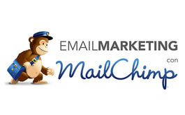 Curso online de Email Marketing con Mailchimp