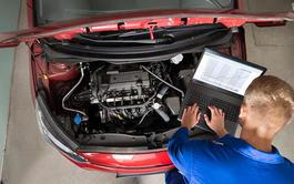 Curso en línea (Online) Profesional de Mantenimiento de Sistemas Eléctricos y Electrónicos de Vehículos