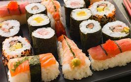 Curso online de Sushi