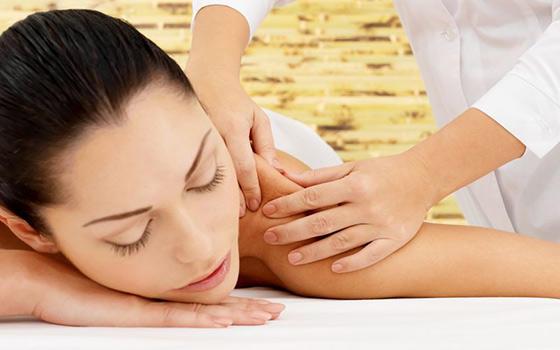 en línea masaje aficionado