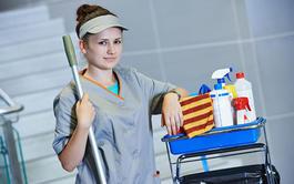 Curso online de Limpieza en Centros Sanitarios + 7 ECTS
