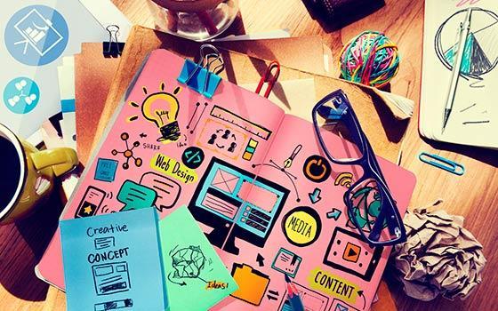 Pack 5 cursos en l nea online de dise o marketing y for Curso de diseno de interiores online
